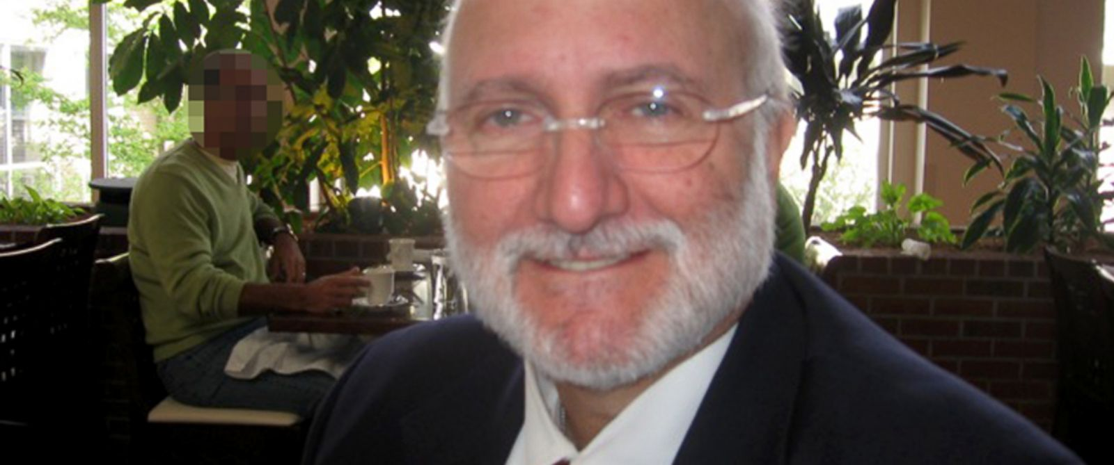 PHOTO: Alan Gross is seen in this undated file photo.