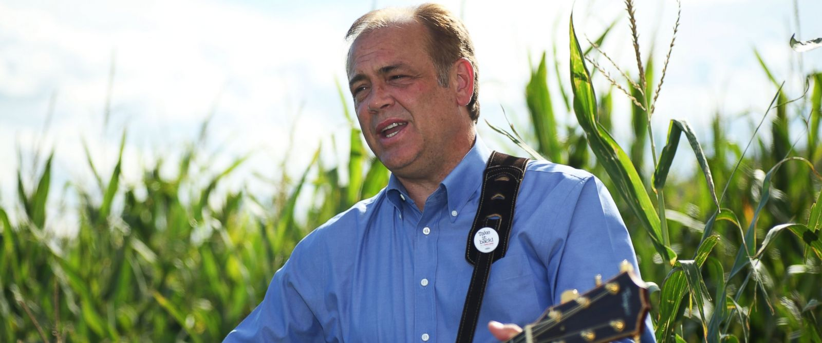 PHOTO: Rick Weiland, the Democratic candidate for Senate in South Dakota, has aired a series of parody music videos as campaign ads in the general election.