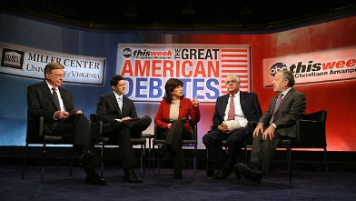 PHOTO: This Week Great Debate