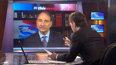 "PHOTO: Obama Campaign Senior Adviser David Axelrod on ""This Week"""