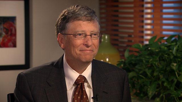 PHOTO:Bill Gates