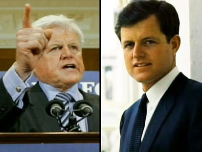 Pictures of Sen. Ted Kennedy