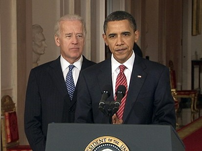 VIDEO: The president discusses passage of health care reform bill.