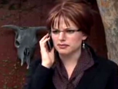 Picture of Kevin Nalts as Sarah Palin.