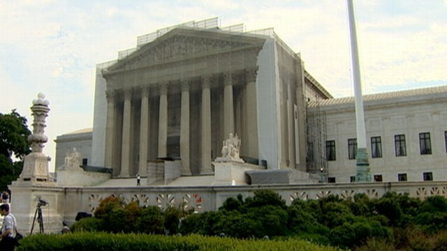VIDEO: Supreme Court decides not to rule on controversial case, returns it back to a Texas appeals court.
