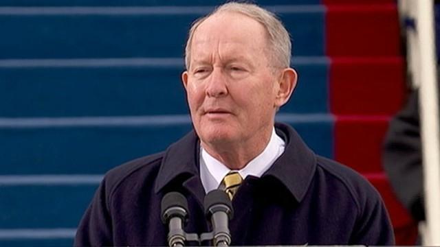 VIDEO: Inauguration 2013: Sen. Lamar Alexander Speaks