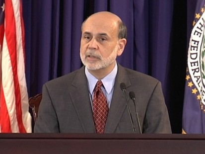 VIDEO: Chairman Ben Bernankes discussion marks an effort toward greater transparency.