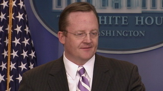 VIDEO: Former White House press secretary is reportedly in talks with the company.