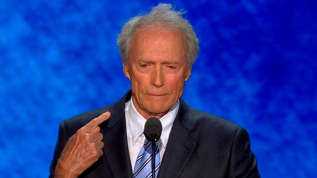 VIDEO: Clint Eastwood at Republican National Convention