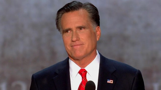 VIDEO: Mitt Romney's Republican National Convention Speech