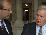 VIDEO: Martin Sheen/President Bartlet's Advice on Debt