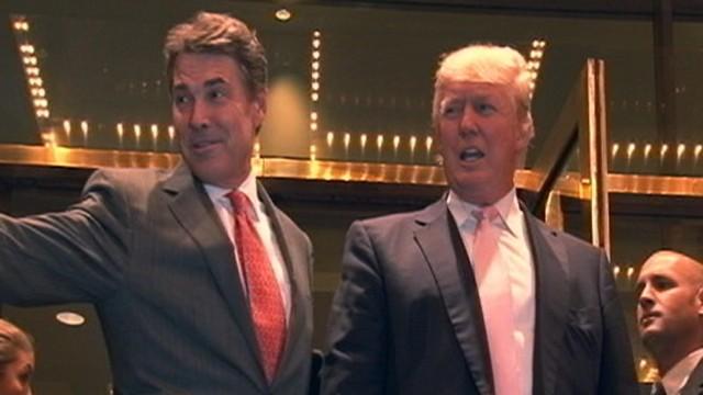 VIDEO: Top Aide Calls Donald Trump Godfather of Politics