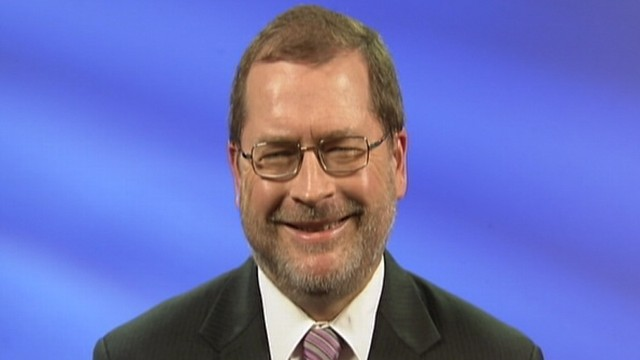 Grover Norquist on ABCs Top Line