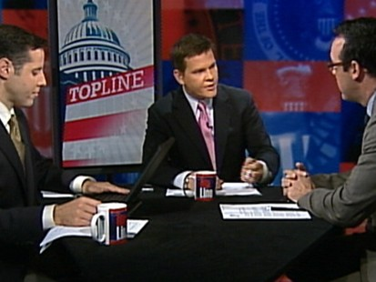 "Video: Washington Post?s Chris Cillizza on ""Top Line."""