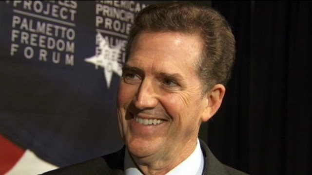 VIDEO: Sen. DeMint Critical of Payroll Tax Cut, Unsure of Rick Perry as a Candidate