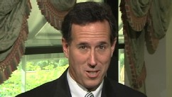 Santorum to Palin: We Want Your Endorsement