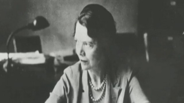 VIDEO: New Book Details Life of First Woman Editor-in-Chief Cissy Patterson