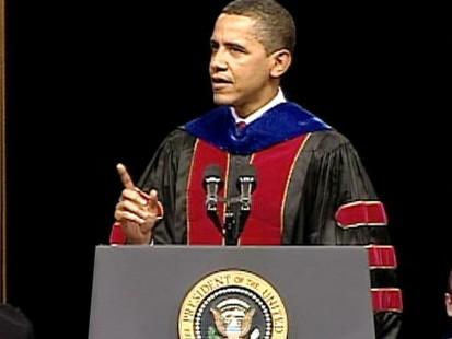President Obama at Arizona State University