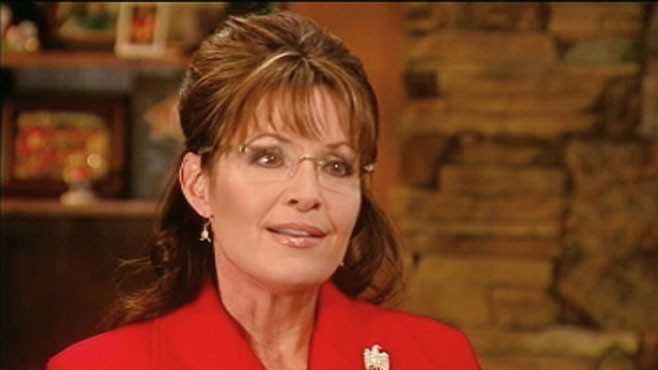 VIDEO: Sarah Palin calls President Obamas position on tax cut extensions is a flip-flop.