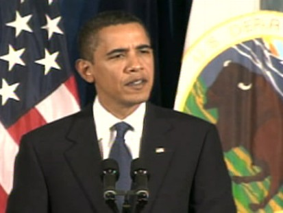 Video of President Obama addressing the shootings at Fort Hood in Texas.