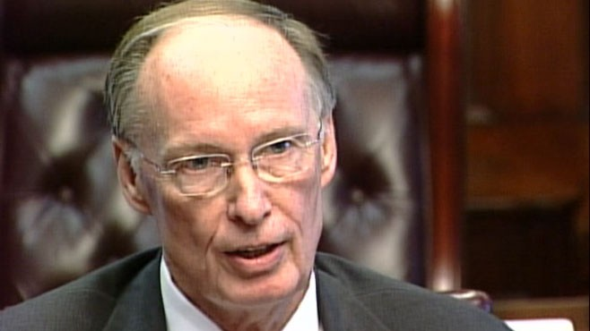 "VIDEO: Alabama Gov. Robert Bentley expresses regret for having ""disenfranchised"" people."