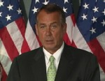 VIDEO: House Speaker wants Democrats to hatch a plan to stop sequestration.