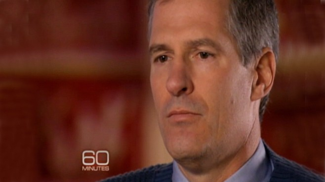 VIDEO: Scott Brown tells 60 Minutes that he was sexually abused by a camp counselor.