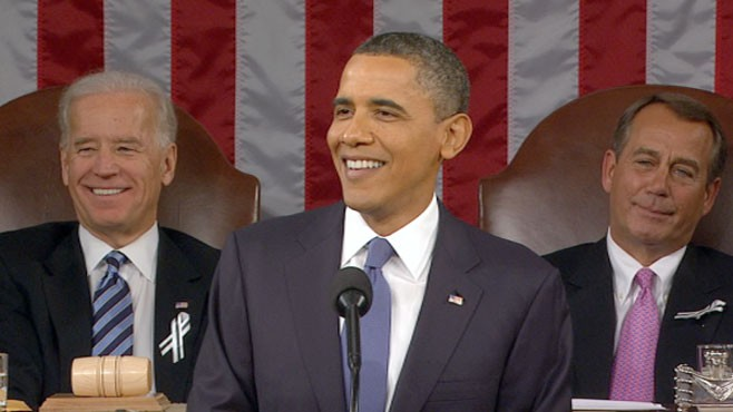 VIDEO: Obama proposes a reorganization to cut back on bureaucracy.