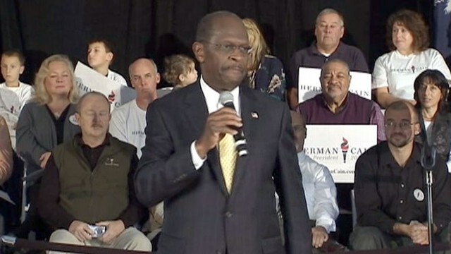 VIDEO: Herman Cain says hell make a campaign announcement on Saturday.