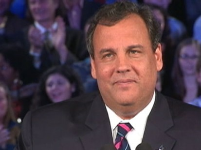 VIDEO: Chris Christie Wins Re-Election in New Jersey