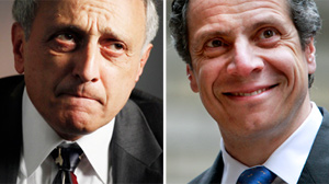 PHOTO A series of self-inflicted political wounds has taken a toll on New York States most prominent Tea Party candidate, Carl Paladino, who now trails Democrat Andrew Cuomo by double-digits in the states gubernatorial race.