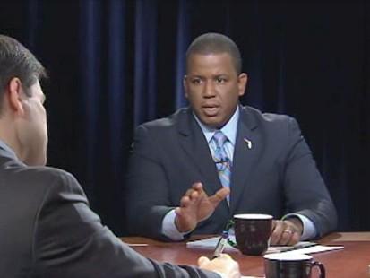 VIDEO: Gov. Crist, Rep. Meek and Marco Rubio debate tax cuts.