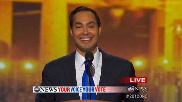 VIDEO: San Antonio mayor praises President Obama's support for Pell grants, DREAM Act.