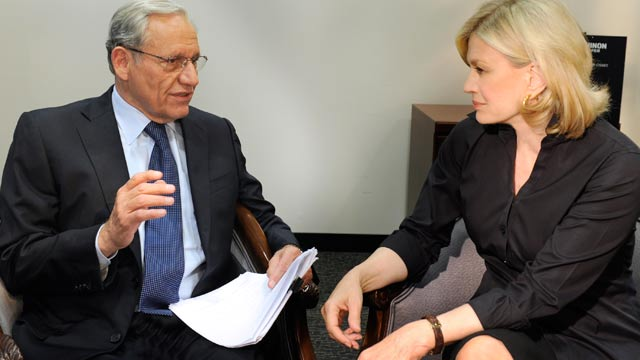 "PHOTO: Tune in to ""World News with Diane Sawyer"" on Sept. 10, 2012 for Diane Sawyers interview with Bob Woodward about his new book ""The Price of Politics""."