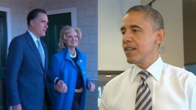 VIDEO: Election Night 2012 Pre Show - Your Voice, Your Vote - from ABC News and Yahoo News
