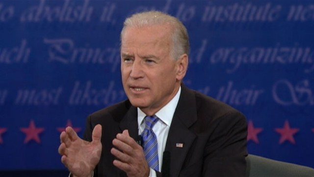 VIDEO: Vice president disagrees with Paul Ryan on nuclear program timeline, sanctions.