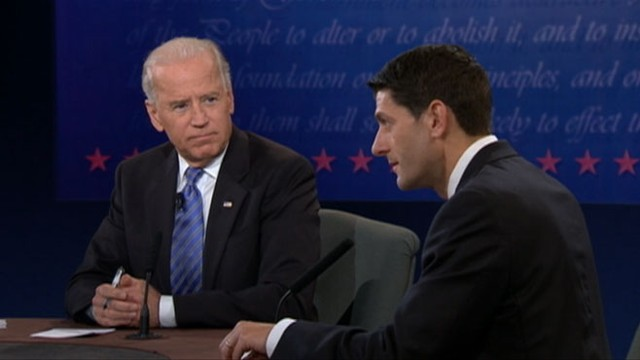VIDEO: Vice president and GOP VP candidate offer two different plans to seniors.