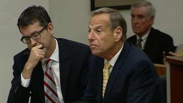 VIDEO: Bob Filner was sentenced for harassing women while he was in office.