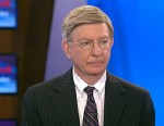 "PHOTO: ABC News George Will appears on the ""This Week"" roundtable."