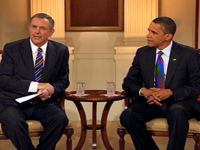 Video of ABCs Prescription for America program at the White House.