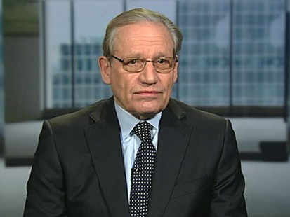 VIDEO: Washington Post reporter Bob Woodward discusses national security challenges.