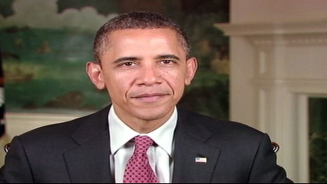 VIDEO: The president addresses the nation as he tries to pass his jobs bill.