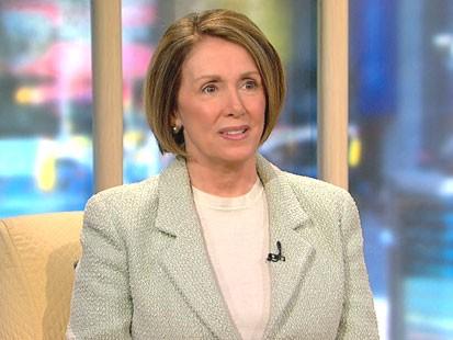 VIDEO: Nancy Pelosi discusses Obamas trip, North Korea and gun control.