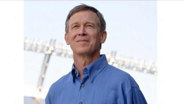 VIDEO: Governor Hickenlooper mistakenly calls his lieutenant governor a sex star.
