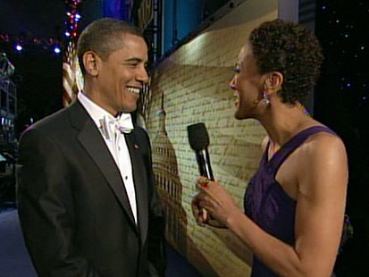 VIDEO: Obama on the Oath Slip Up