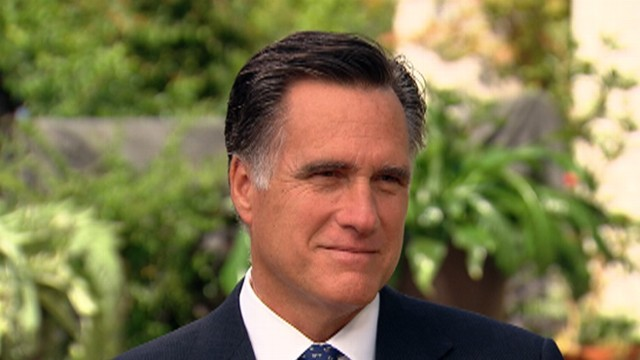 Romney on Obamas Shoot First, Aim Later Attack