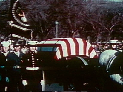 Video of President John F. Kennedys funeral.