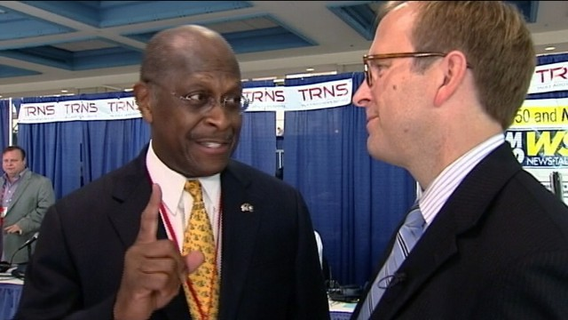 VIDEO: Cain: Mitt Romney Is Getting A Bad Rap About Likability