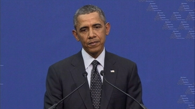 VIDEO: The president responds to Mitt Romneys claim that Russia is Americas number one geopolitical foe.