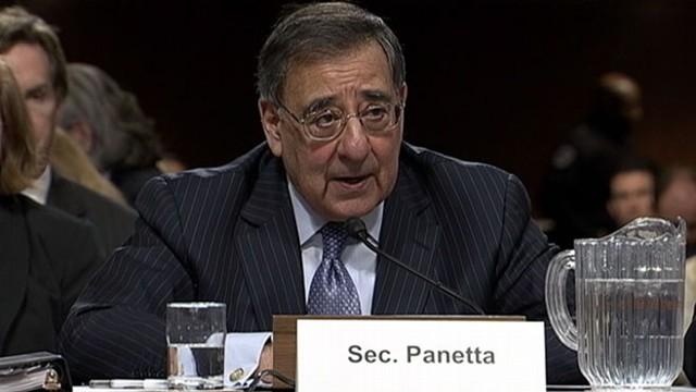 VIDEO: White House Press Secretary dodges question about statement by Defense Secretary Leon Panetta.